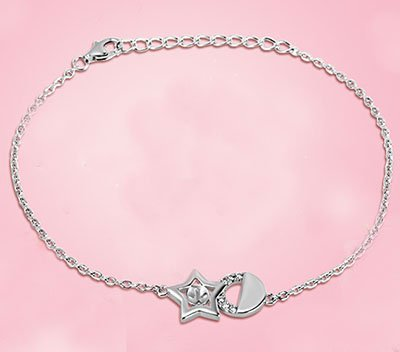 46b0ccabe86 Silver Star Bracelet - Bracelet Photos Onneyuonsen.Com